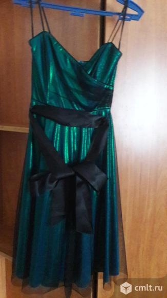 Платье для выпускников. Фото 1.
