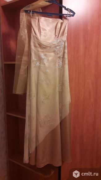 Платье для выпускников. Фото 4.