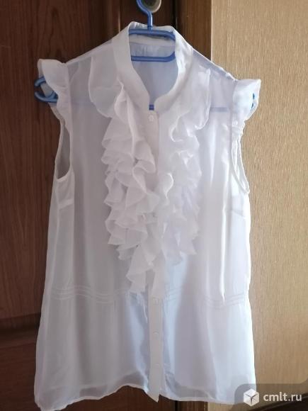 Блузки батистовые. Фото 6.