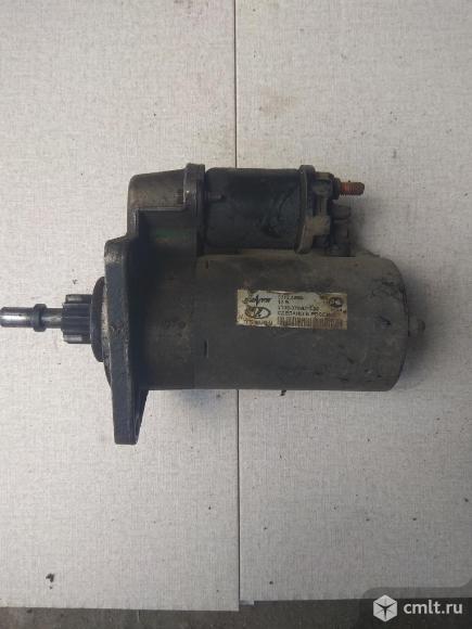 Стартер ВАЗ 2110-12. Фото 1.