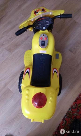 Мотоцикл детский 3-4 лет. Фото 6.