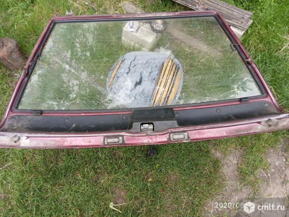 Дверь багажника на ВАЗ 2109. Фото 2.