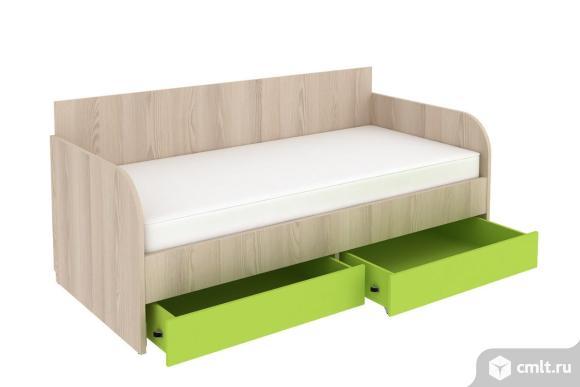 """Кровать детская подростковая фирма """"Инволюкс"""". Фото 2."""