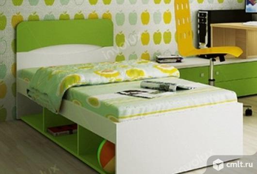 """Кровать детская односпальная фирма """"Инволюкс"""". Фото 4."""