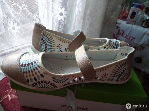 Туфли женские летние. Фото 1.