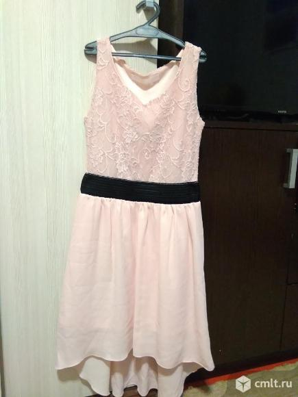Платье летнее детское. Фото 1.