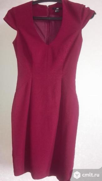 Платье фирменное H&M. Фото 1.