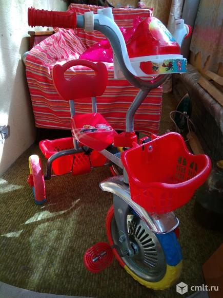 Велосипед детский. Фото 4.