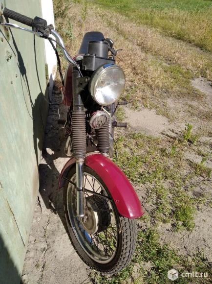 Мотоцикл Jawa - 1984 г. в.. Фото 4.