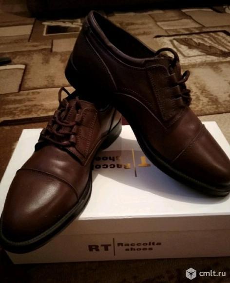 Продам мужские туфли. Фото 1.