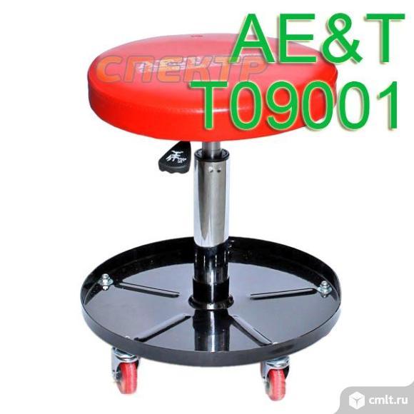 Сиденье для слесаря на колесиках AE&T T09001. Фото 2.