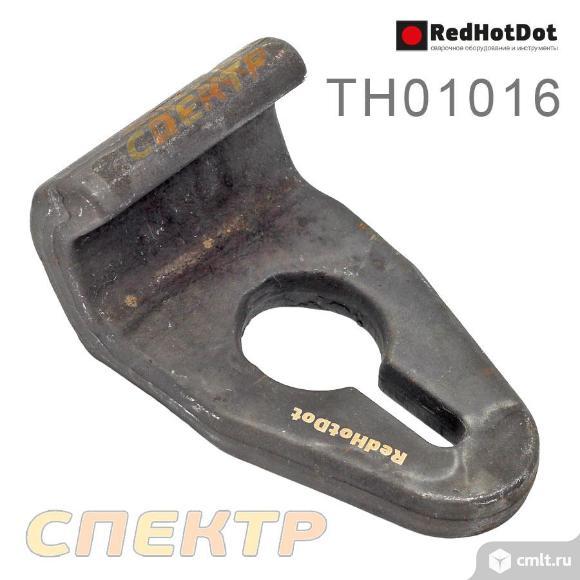"""Тяговый крюк широкий RHD TH01016 тип """"J"""". Фото 1."""