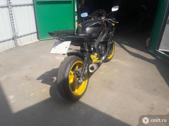 Мотоцикл Yamaha  - 2006 г. в.. Фото 3.