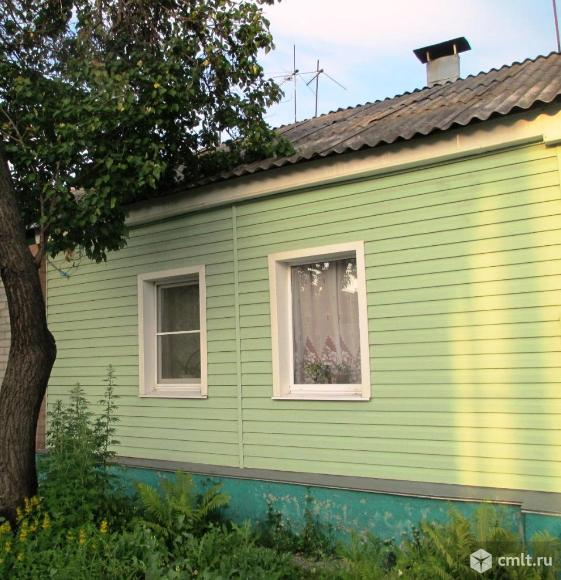 Часть дома 43,33 кв.м. Фото 1.