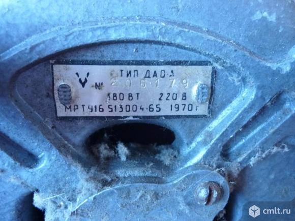 Электродвигатель. Фото 6.