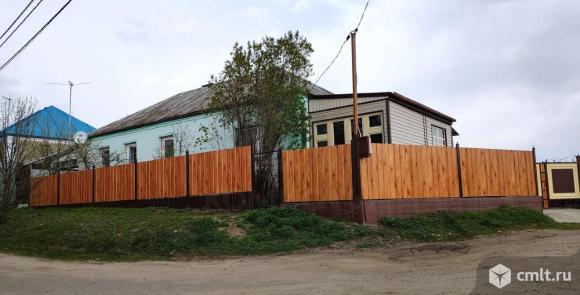 Дом 65,5 кв.м. Фото 1.