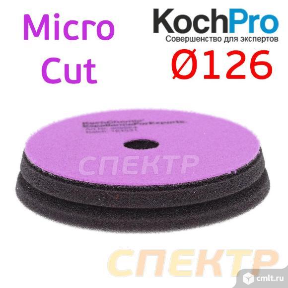 Полировальник Koch D126 Micro Cut Pad фиолетовый. Фото 1.