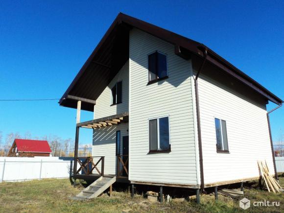 Продается: дом 125 м2 на участке 12 сот.. Фото 1.