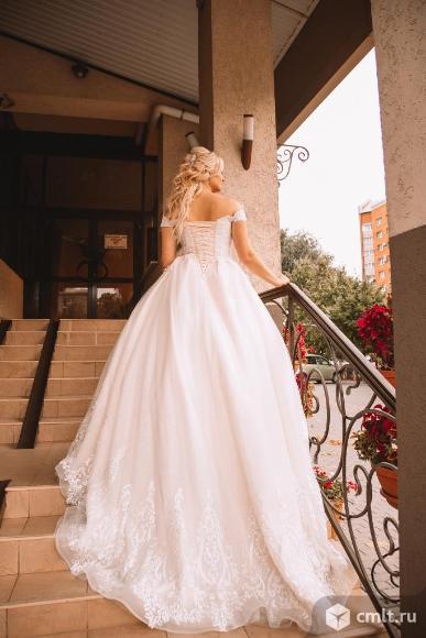 """Свадебное платье """"Сандра"""". Фото 1."""