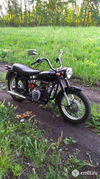 Мотоцикл Днепр  - 1970 г. в.. Фото 1.