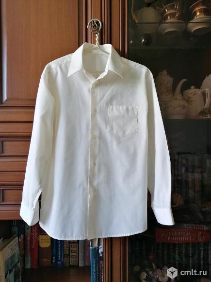 Рубашки подростковые. Фото 1.