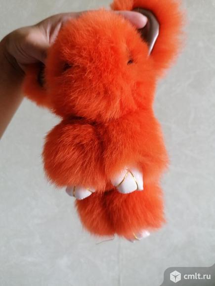 Подвесная игрушка зайчик. Фото 4.
