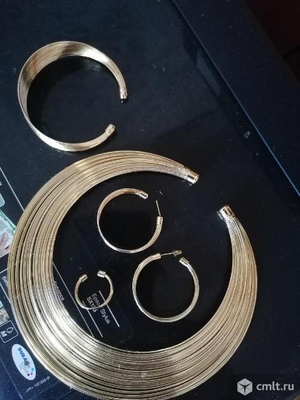 Продам, браслет, серьги,. Фото 1.