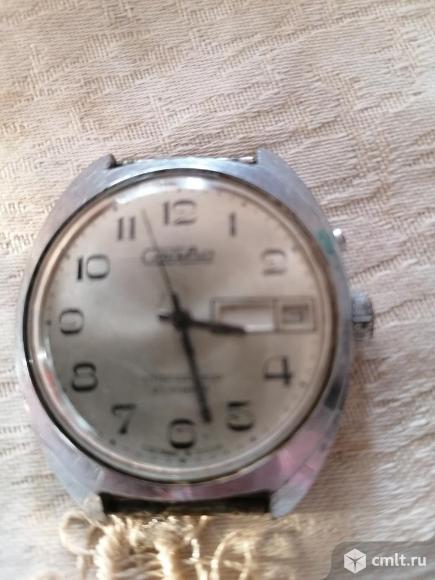 Продам часы Слава. СССР.. Фото 1.