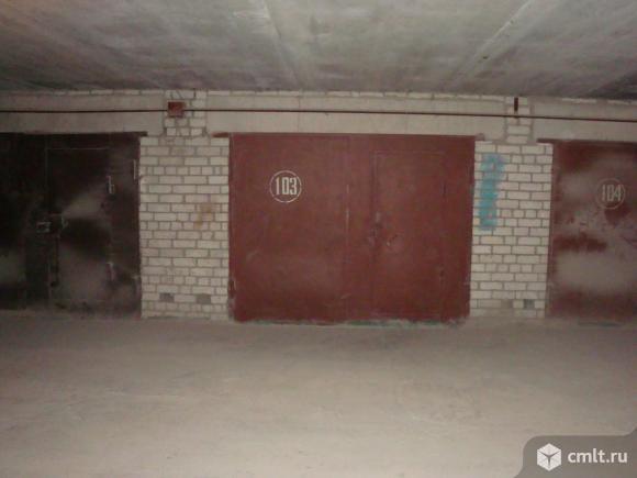 Капитальный гараж 40,6 кв. м Сенсор. Фото 1.
