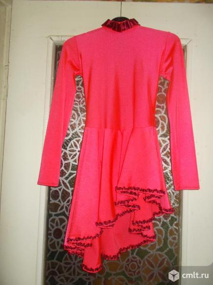 Платье для спортивных танцев. Фото 1.