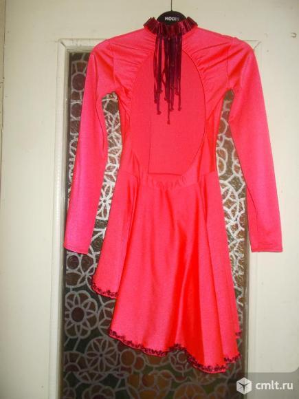 Платье для спортивных танцев. Фото 2.
