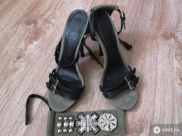 Туфли нат. кожа. Фото 1.