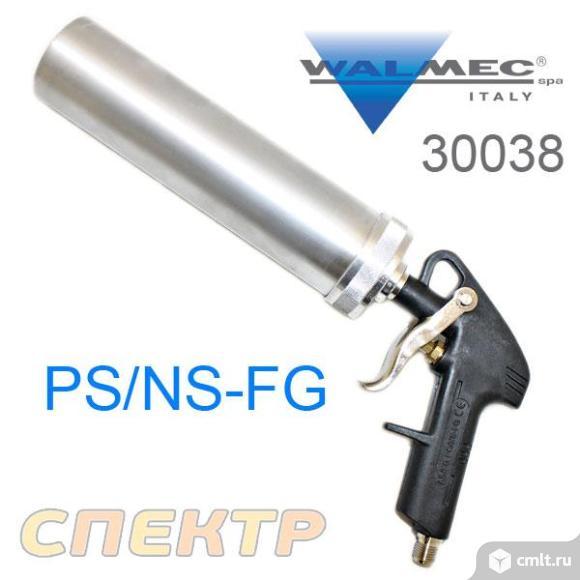 Пистолет для нанесения автогерметиков Walcom. Фото 1.