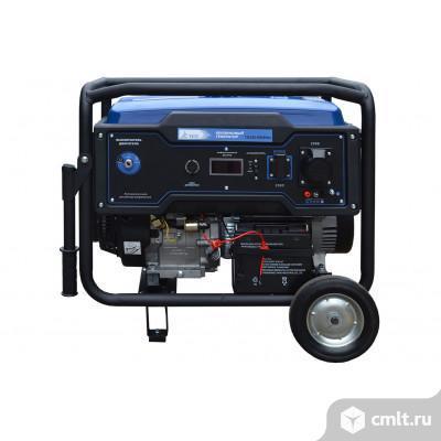 Бензиновый генератор 8 кВт (220 В, одна фаза). Фото 1.