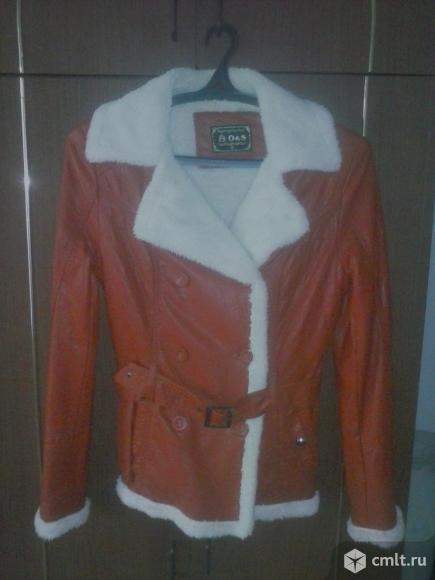 Куртка женская крроткая (осень), 42-44р. Фото 1.