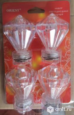 Светодиодные свечи. Фото 1.