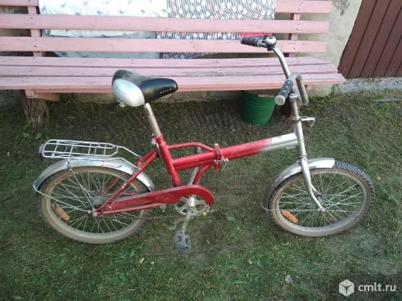 Велосипед детский б/у продам. Фото 1.
