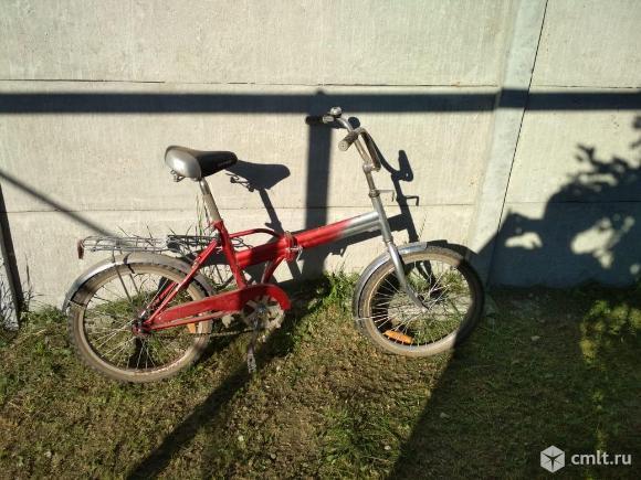 Велосипед детский б/у продам. Фото 4.