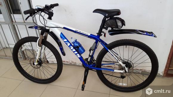Крыло-защита для велосипеда.. Фото 10.