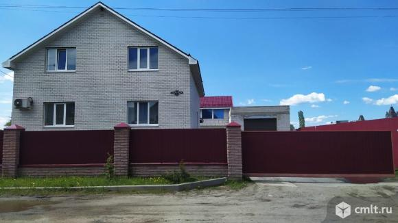 Дом 297 кв.м. Фото 1.