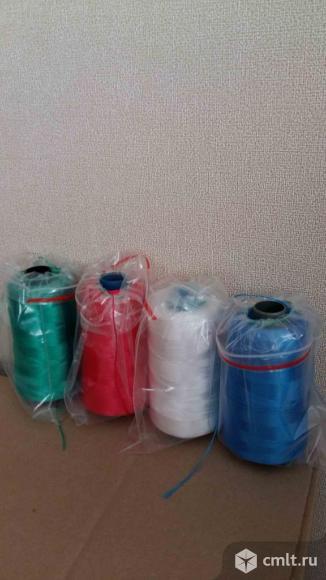 Нить мешкозашивочная (полистерол). Фото 1.