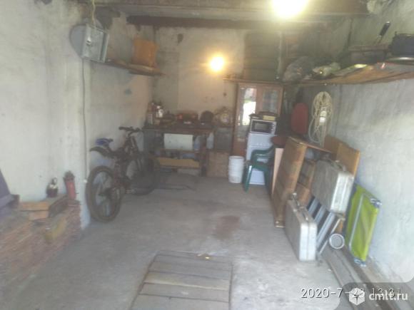 Капитальный гараж Космос-2. Фото 2.