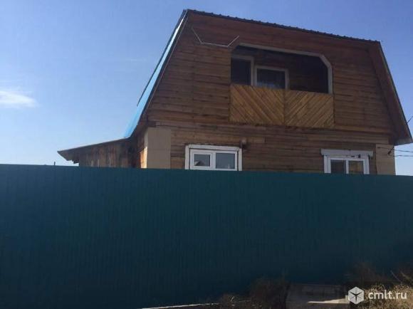 Продается: дом 86 м2 на участке 8 сот.. Фото 1.
