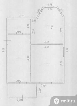Продается: дом 68.8 м2 на участке 8.89 сот.. Фото 4.