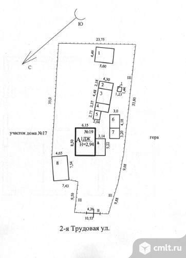 Продается: дом 42.9 м2 на участке 8.06 сот.. Фото 7.