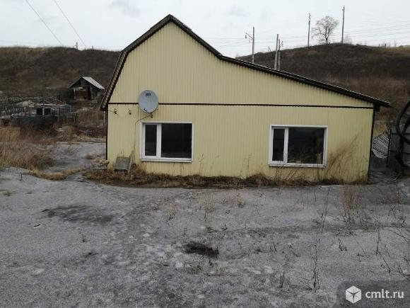 Продается: дом 52.9 м2 на участке 9 сот.. Фото 1.
