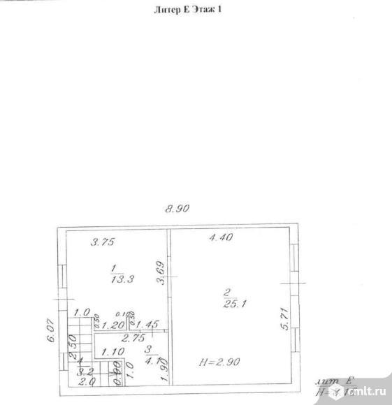 Продается: дом 87.7 м2 на участке 1 сот.. Фото 7.