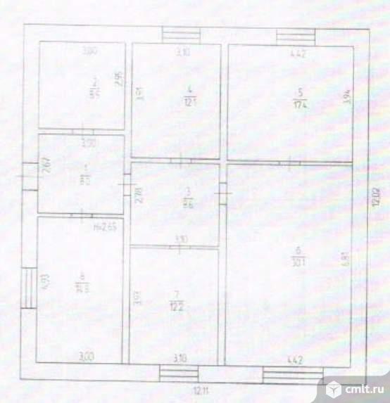 Продается: дом 112.1 м2 на участке 14.67 сот.. Фото 3.