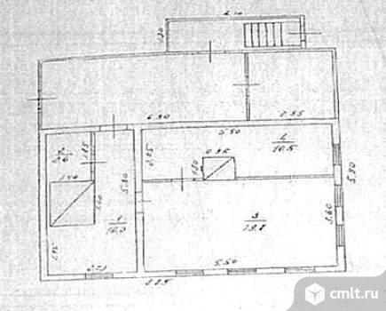 Продается: дом 42.9 м2 на участке 8.29 сот.. Фото 1.