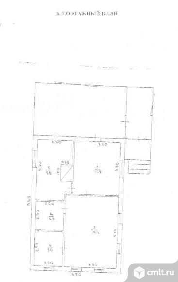 Продается: дом 51.7 м2 на участке 15.37 сот.. Фото 4.